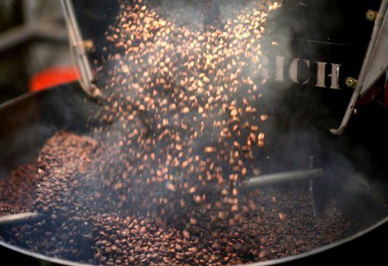 Dịch vụ gia công cà phê rang xay