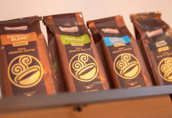 Gia công cà phê VC bột cho khách hàng tại tỉnh An Giang – Miền Tây