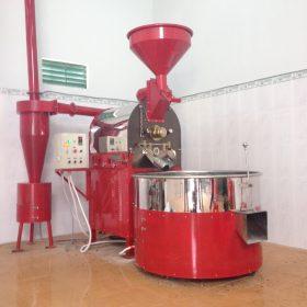 Máy rang cà phê MR30 – Huca Food