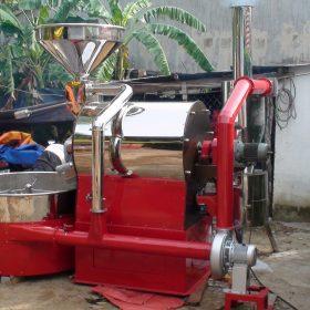 Máy rang cà phê MR60– Huca Food