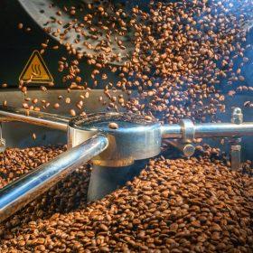 Tổng quan về sản xuất cà phê rang xay