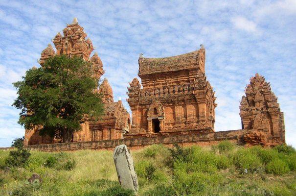 Thám Chàm tại Phan Rang