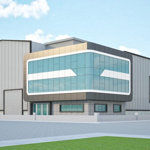 Dự án xây dựng nhà máy sản xuất chế biến mỹ phẩm tại Tân Thành