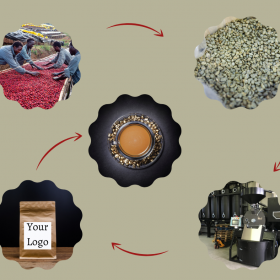Oem Coffee Service, Instant Coffee Production Equipment, Bean Coffee Production Equipment
